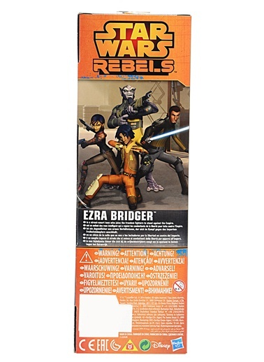 EZRA BRIDGER-Star Wars